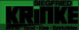 Kieswerke Krinke Logo